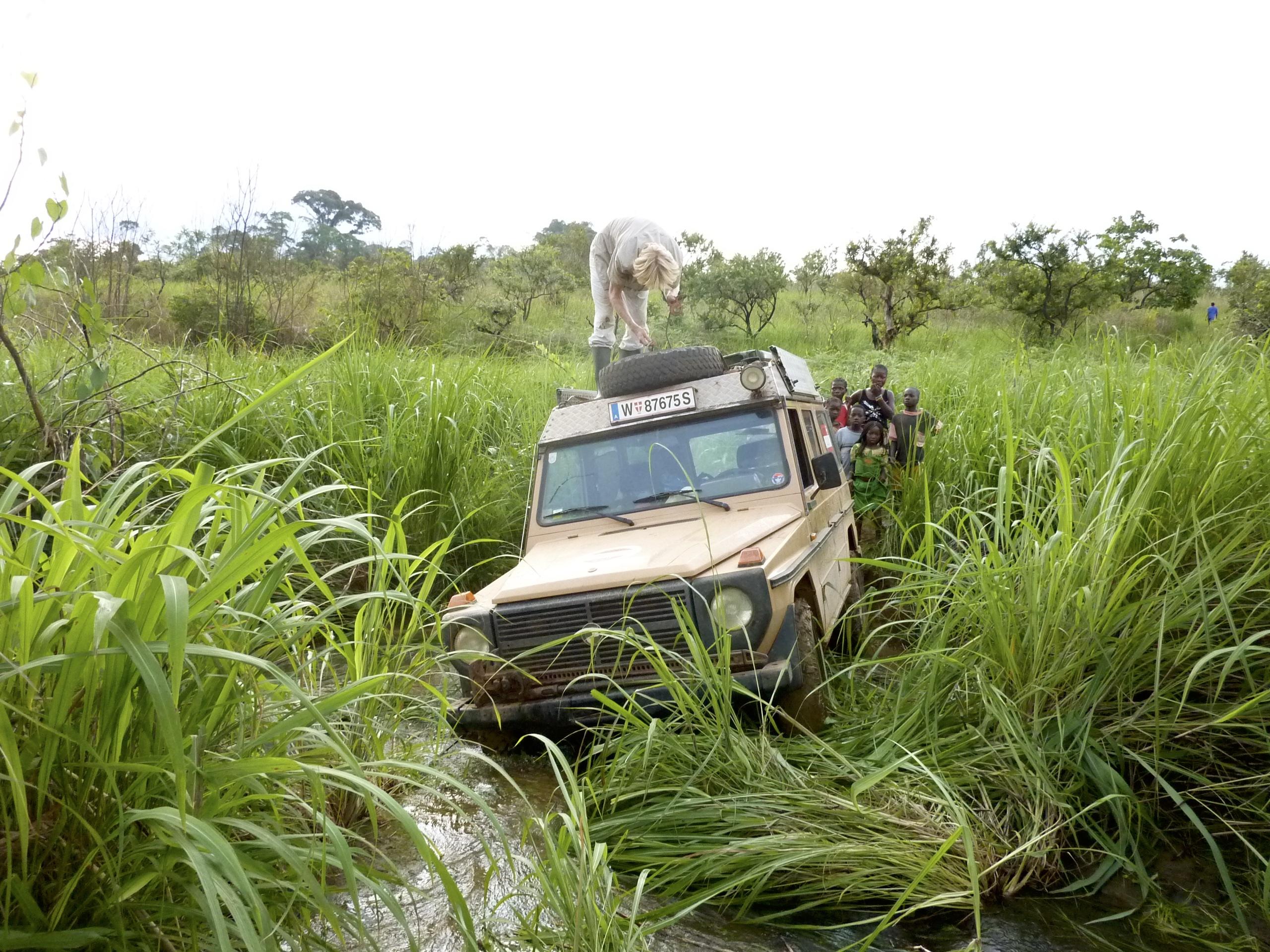 4x4 Abenteuerreise: Baden in Afrika 3