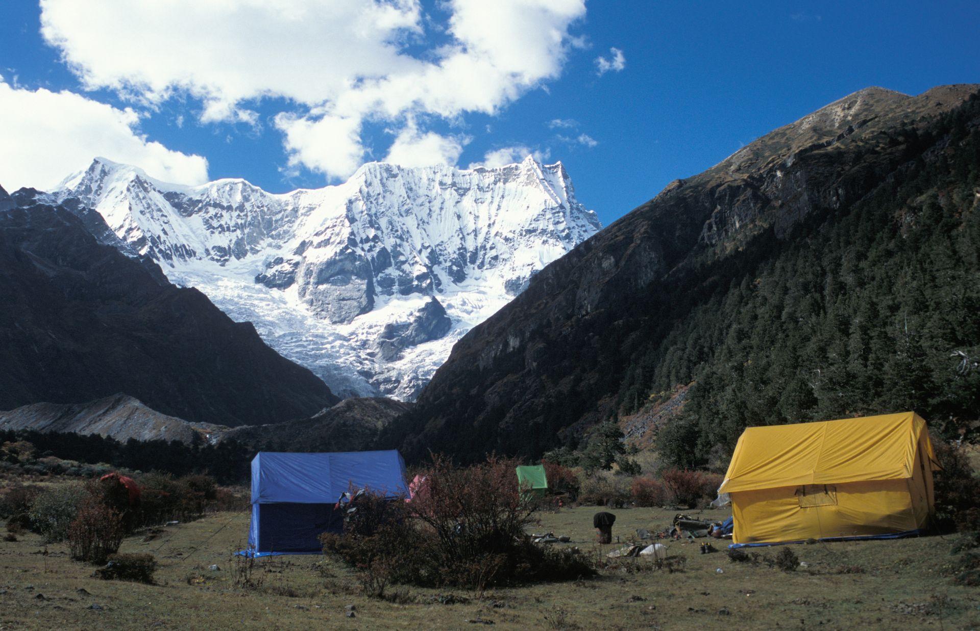 Bhutan mit Jomolhari-Laya-Trekking 1