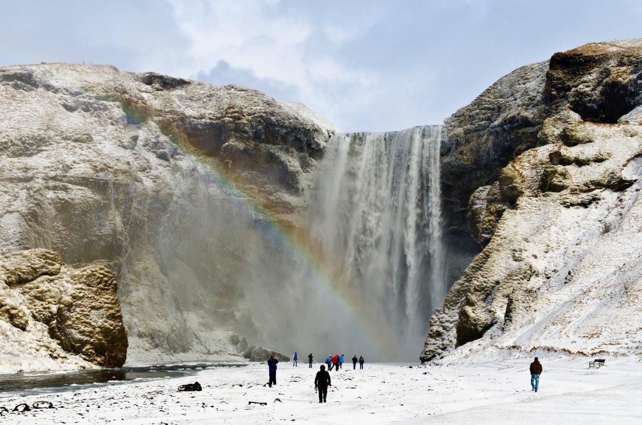 4x4 Abenteuerreise: ISLAND im Winter 2