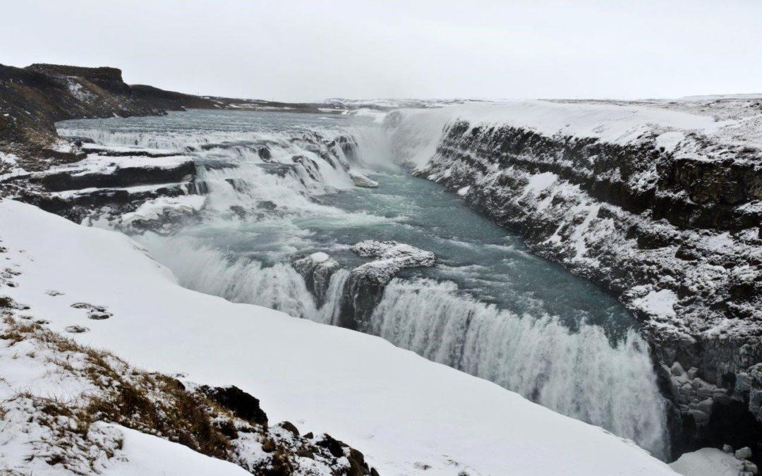 Eine Winterreise nach ISLAND