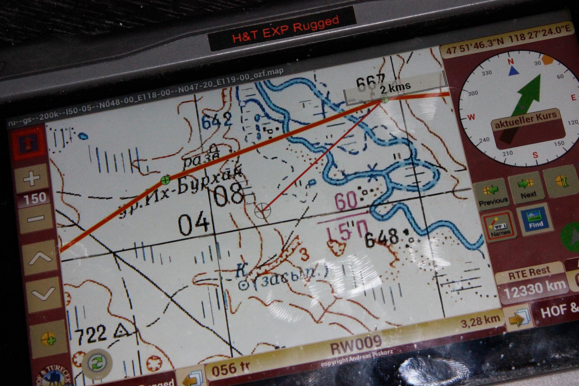 Seminar GPS Routenplanung 6