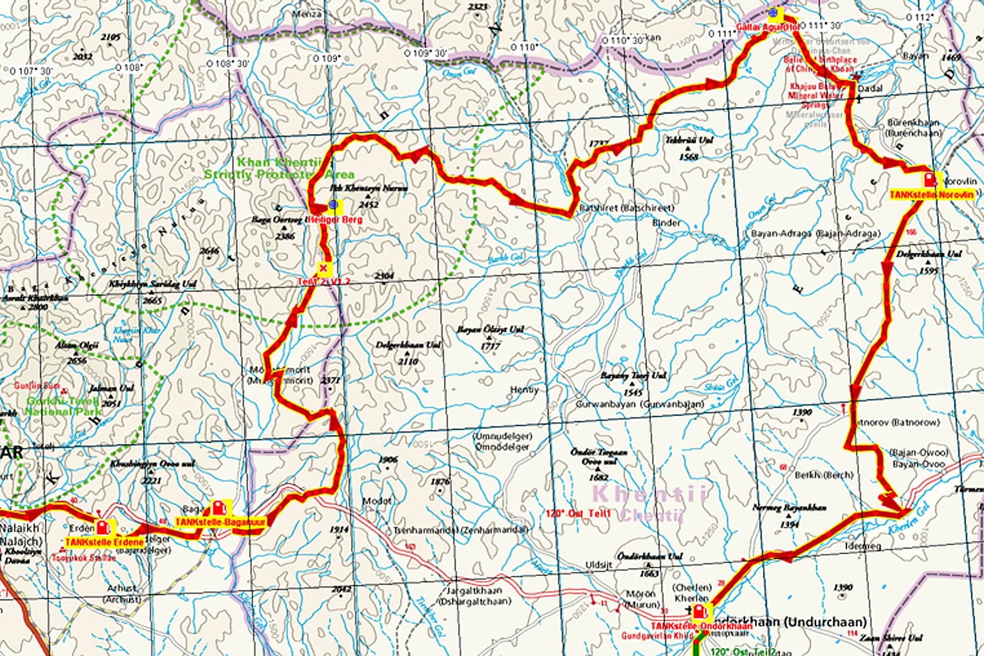 Seminar GPS Routenplanung 1
