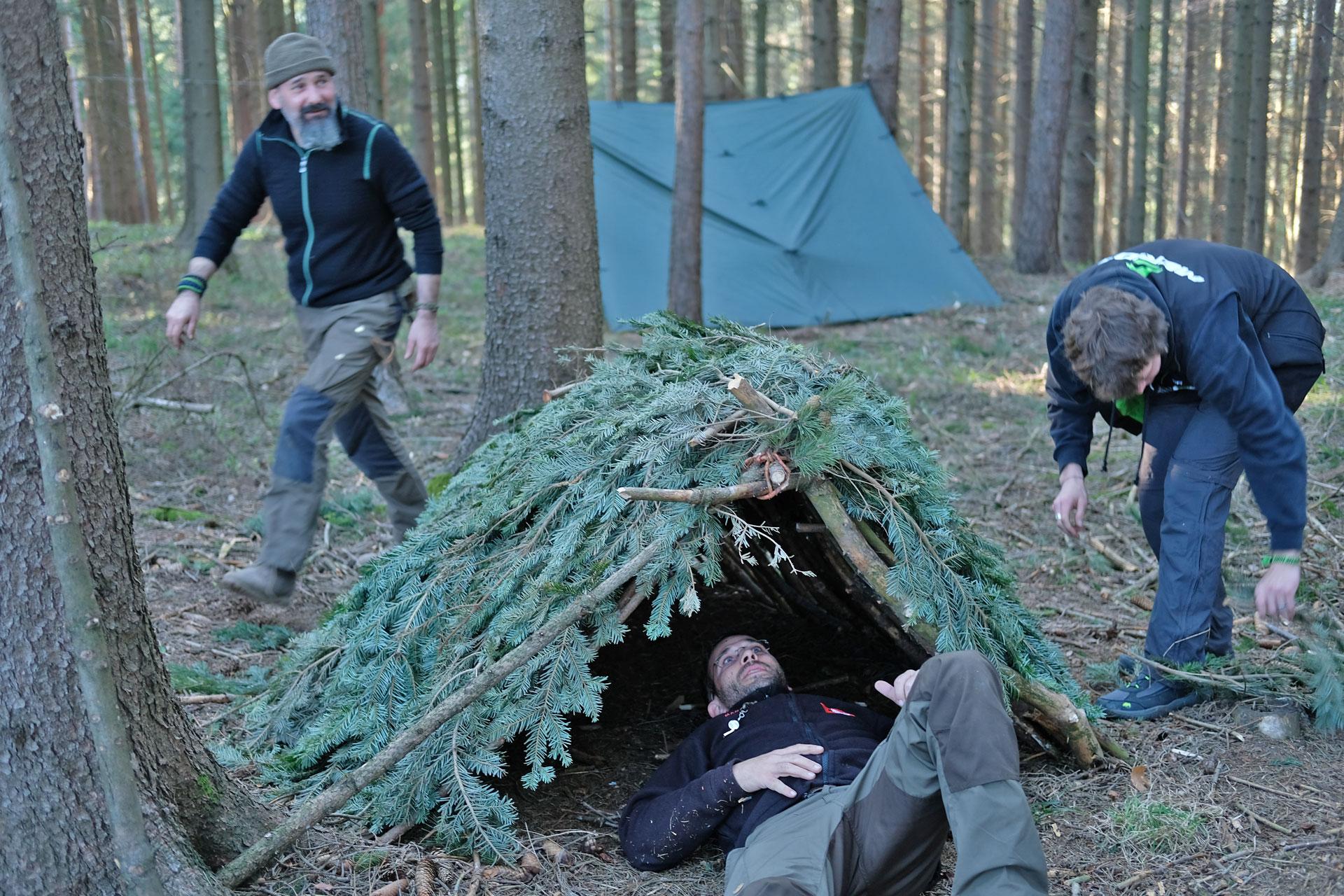 Überlebenstechniken - ein Wochenende in der Wachau 1