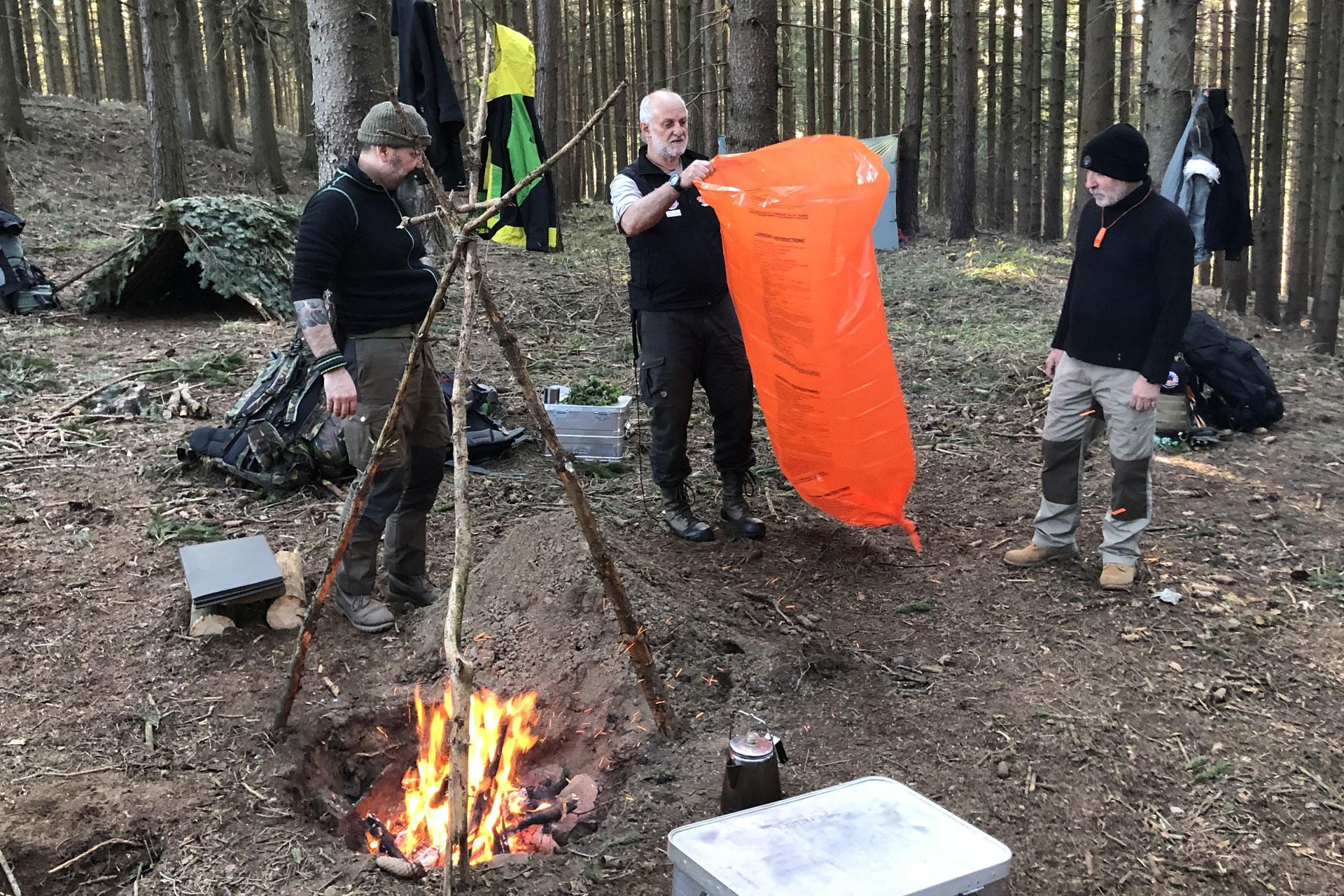 Überlebenstechniken - ein Wochenende in der Wachau 10