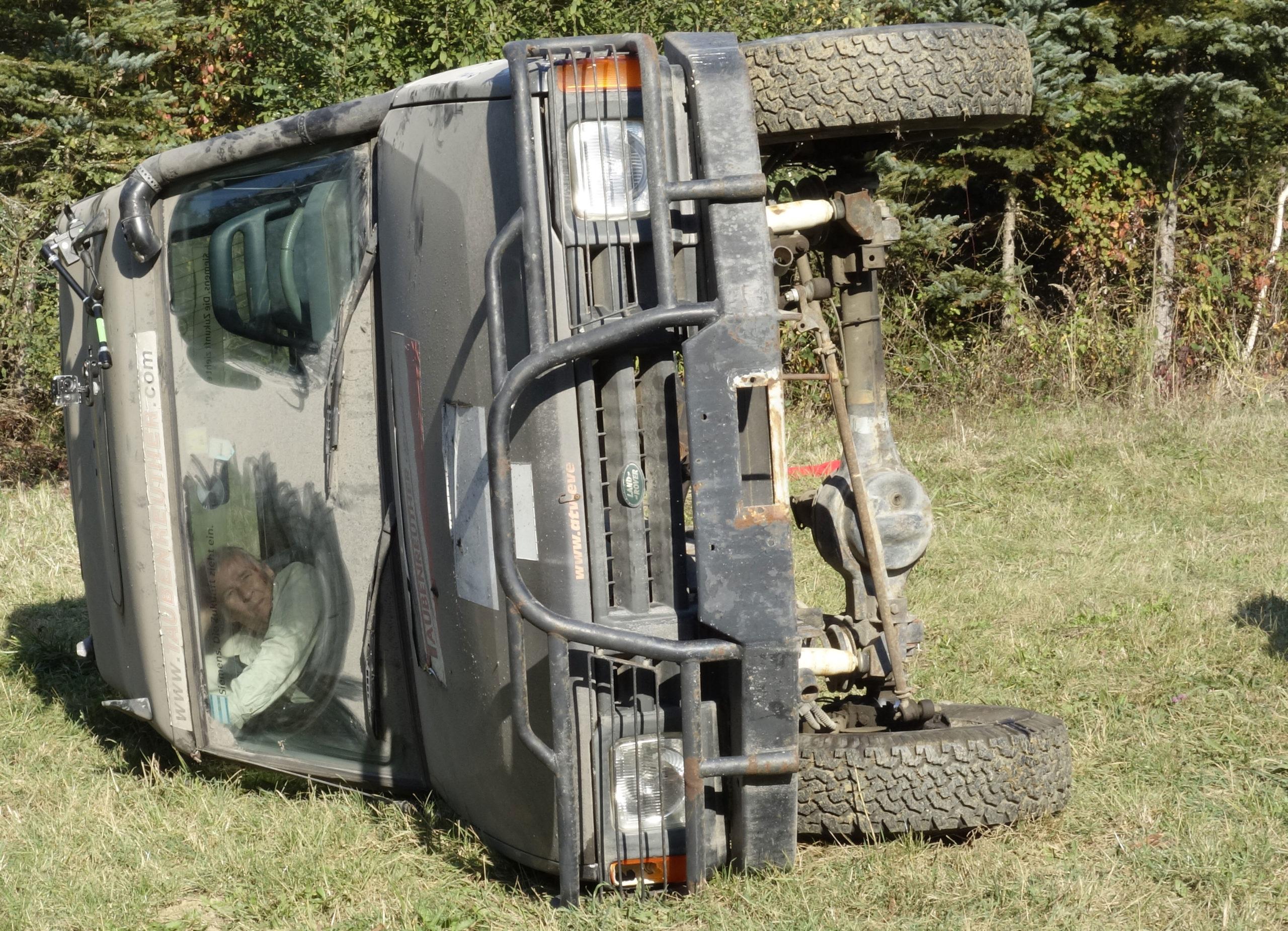4x4 Fahrzeug bergen 7