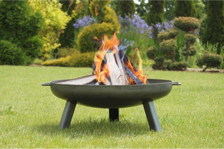 Outdoorküche: Kochen unabhängig von Strom - Gas - Benzin 4