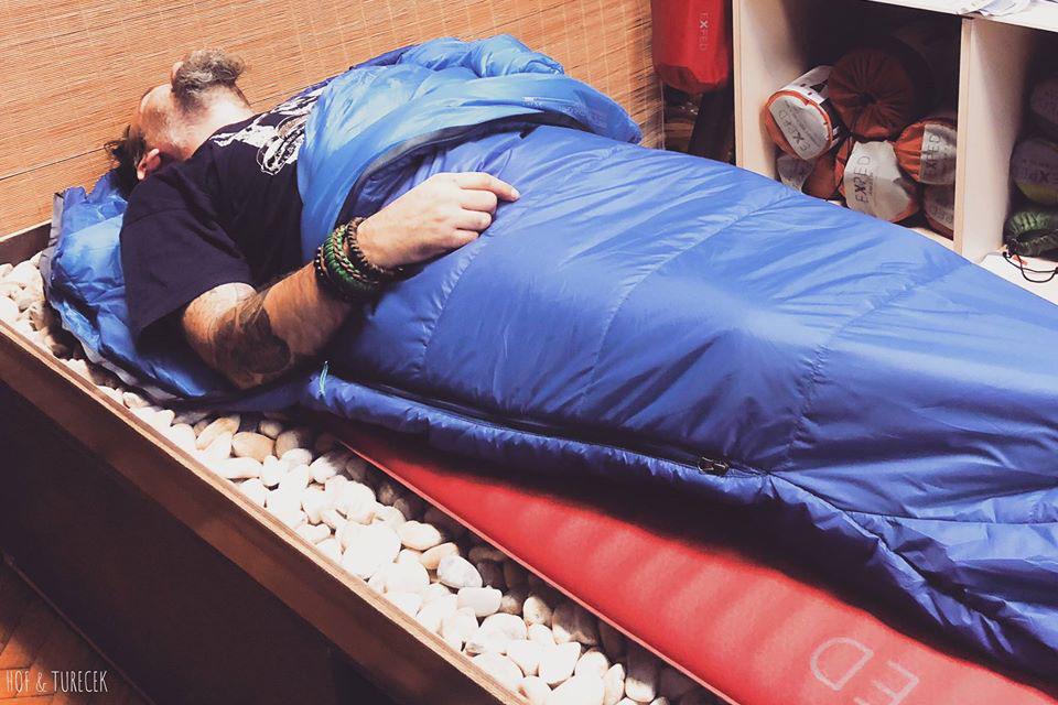 Schlafsacktest outdoor ausrüstung