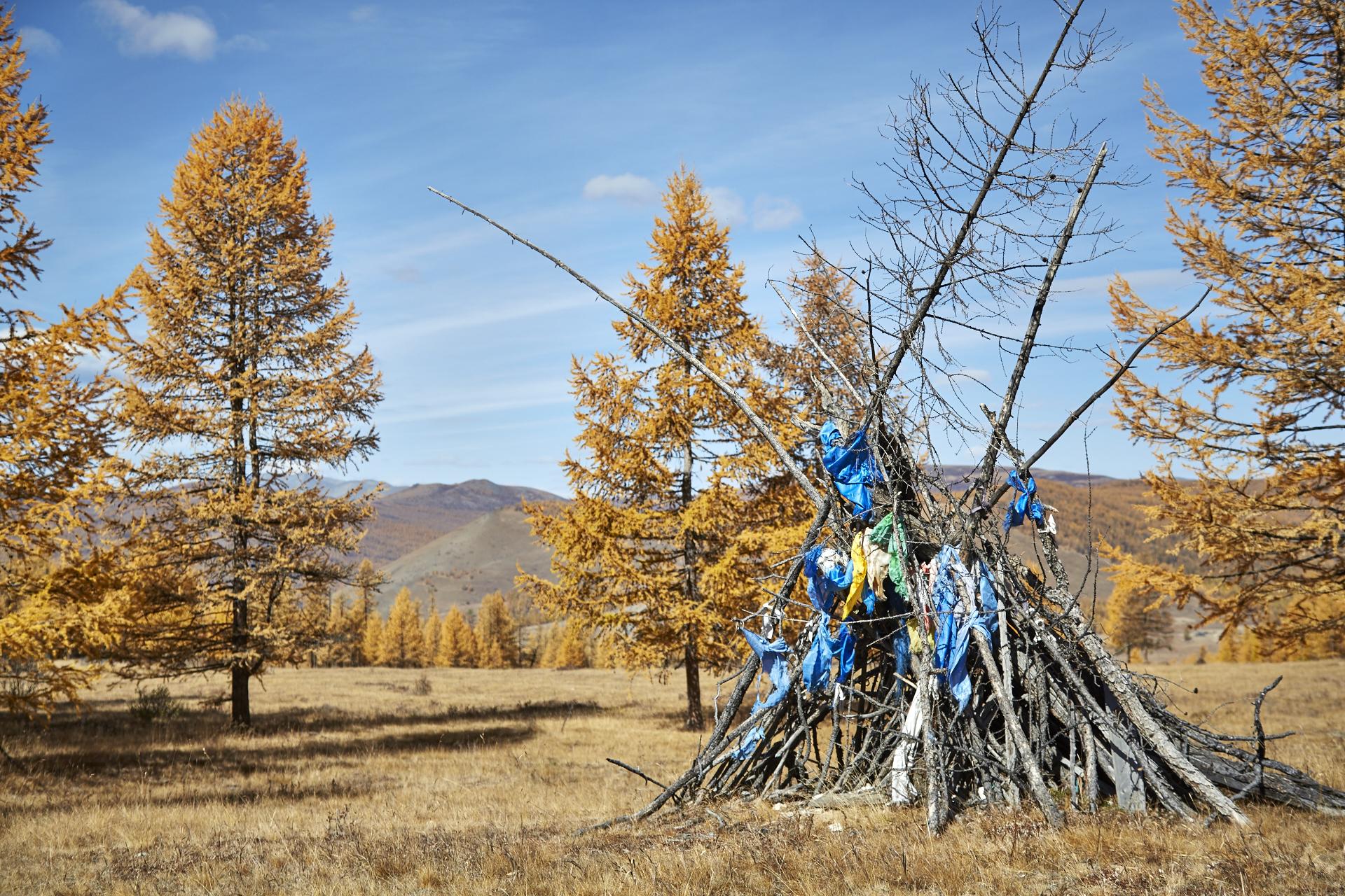 4x4 Abenteuerreise: Ein Tag in der Mongolei 10