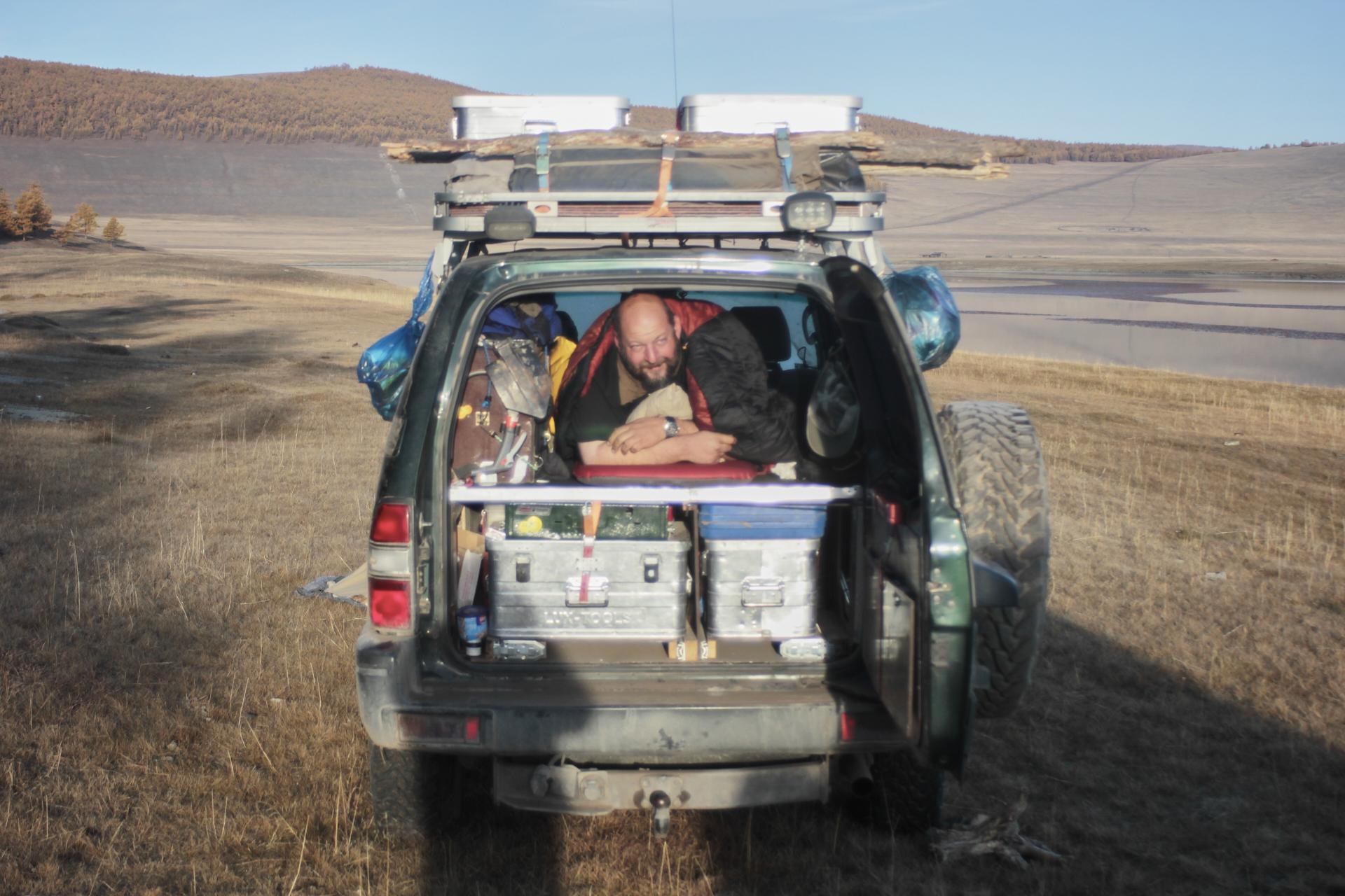 4x4 Abenteuerreise: Ein Tag in der Mongolei 8