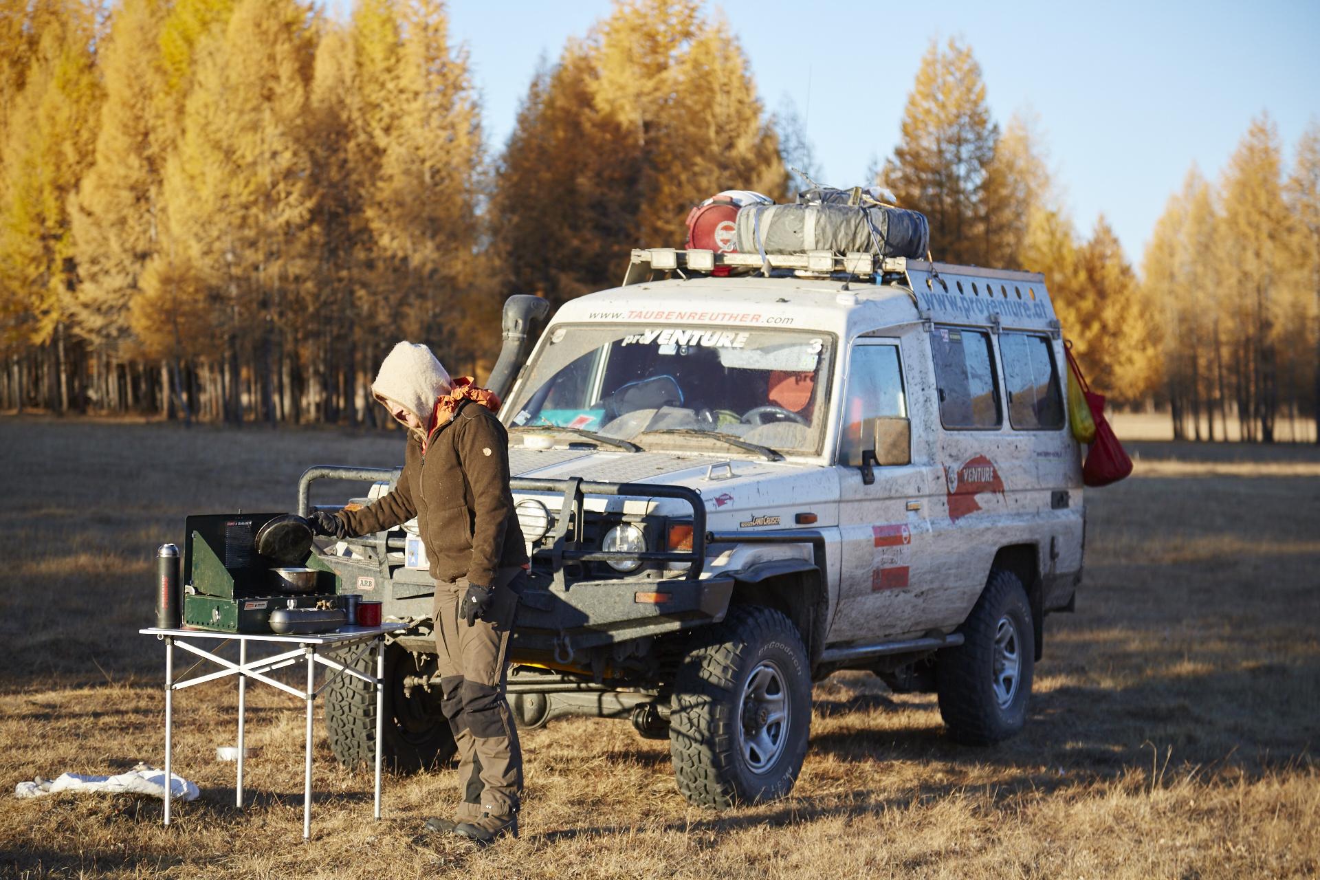 4x4 Abenteuerreise: Ein Tag in der Mongolei 2