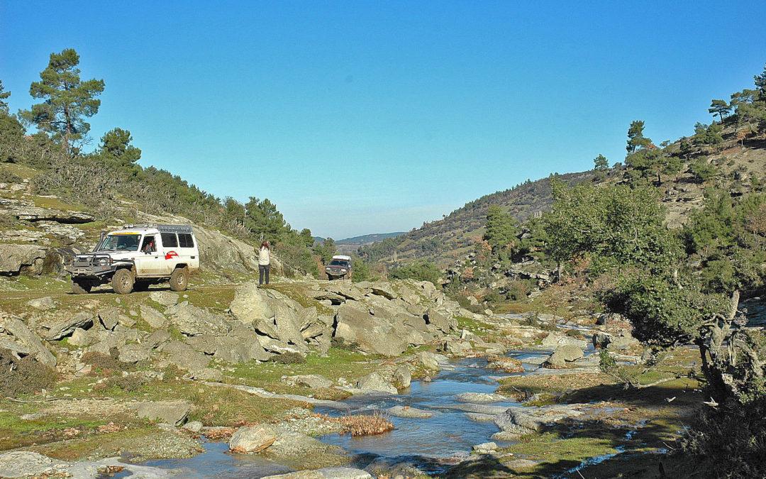 Abenteuerreise Türkei 2011