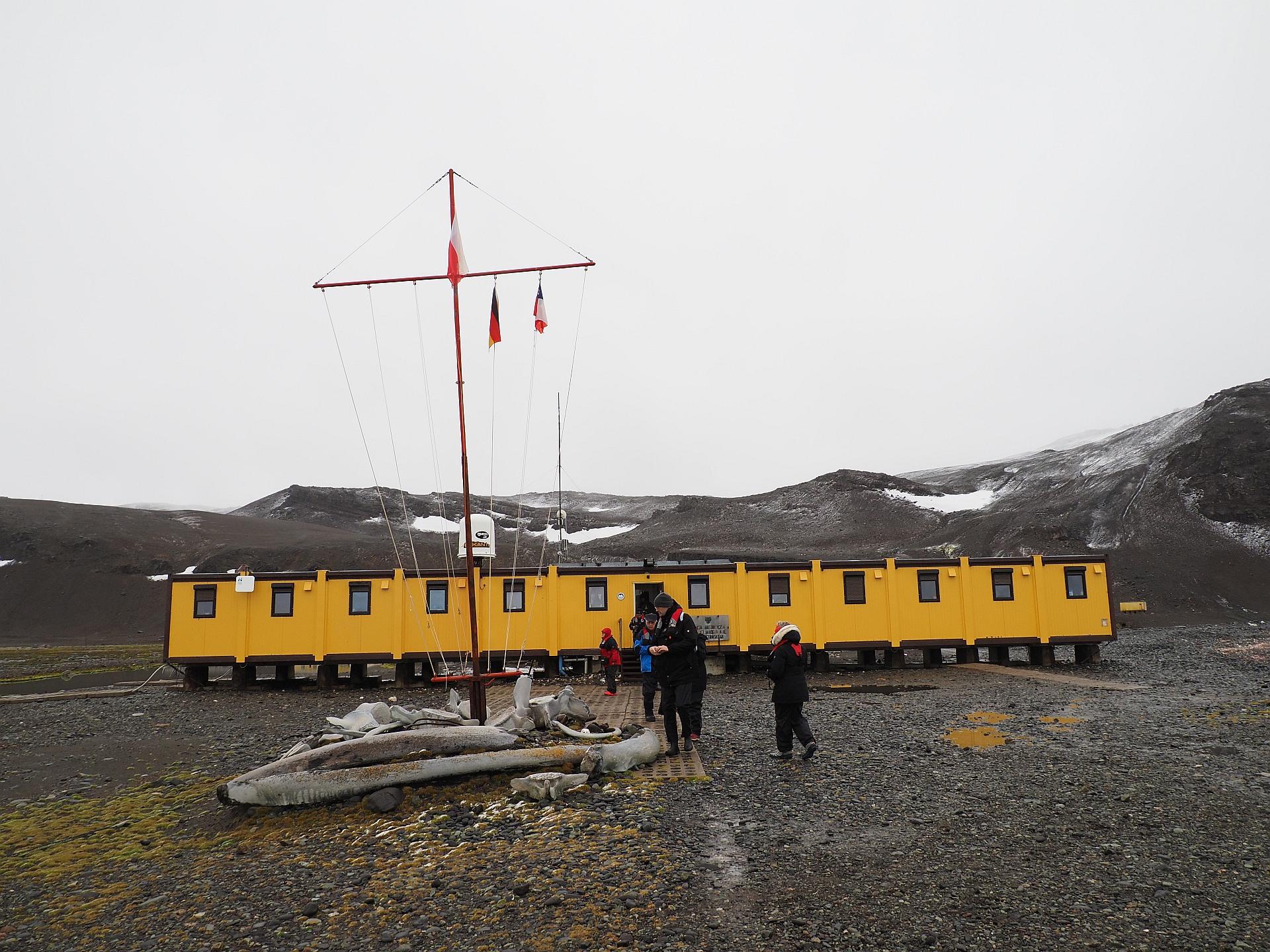 Forschungsstation Arctowski