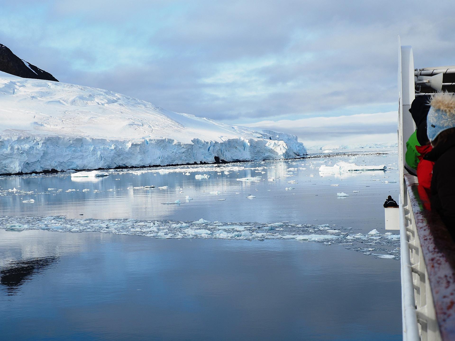 Antarktis Neumayer Kanal