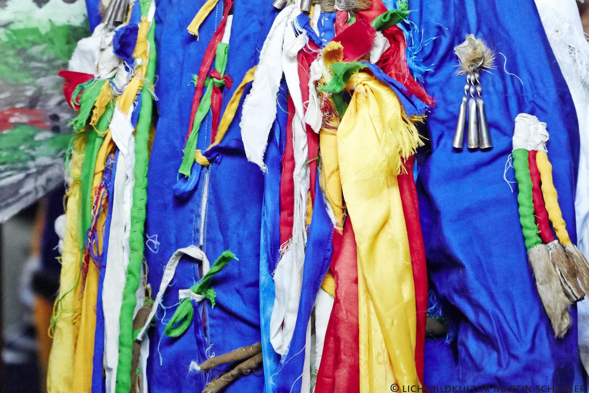 5 Farben des Schamanismus