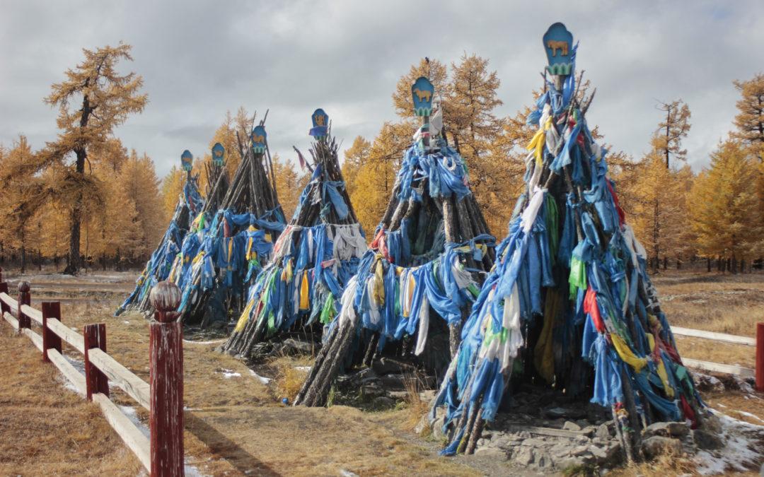 Kraftplätze der Mongolei – Teil 1