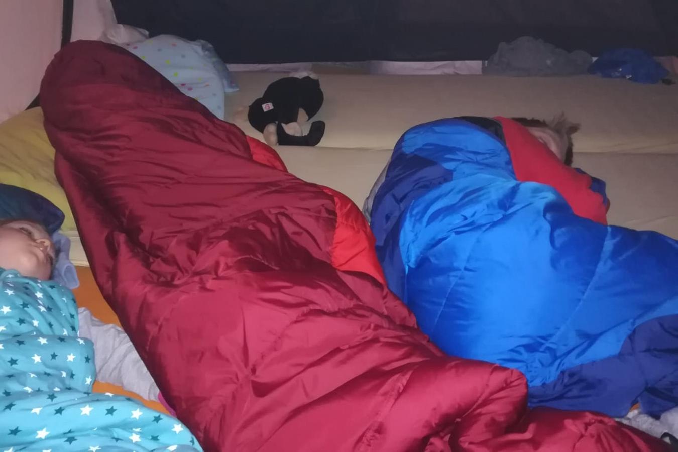 Erlebnisreise Kinder Camping