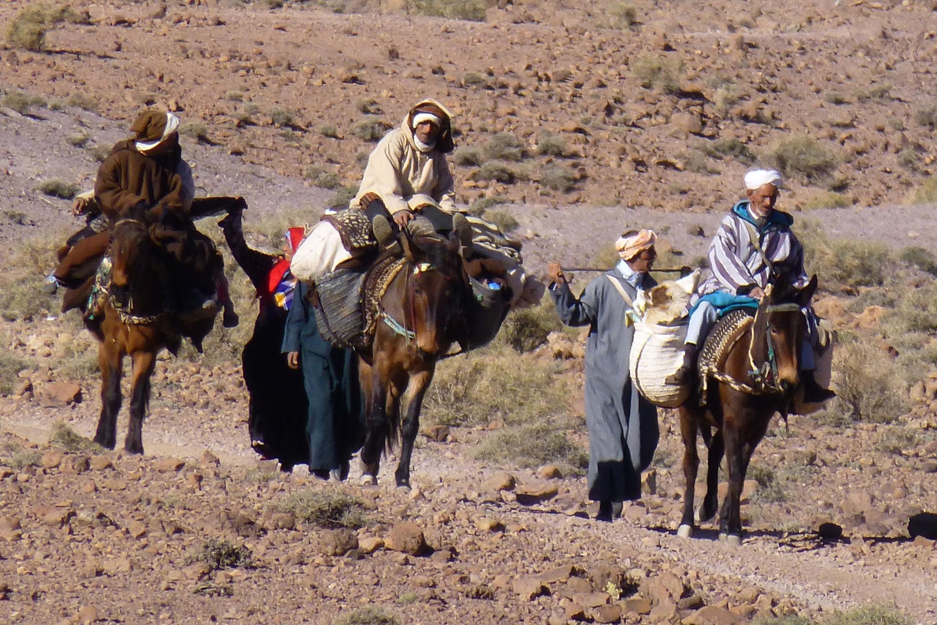 Vanlife Reisen Marokko