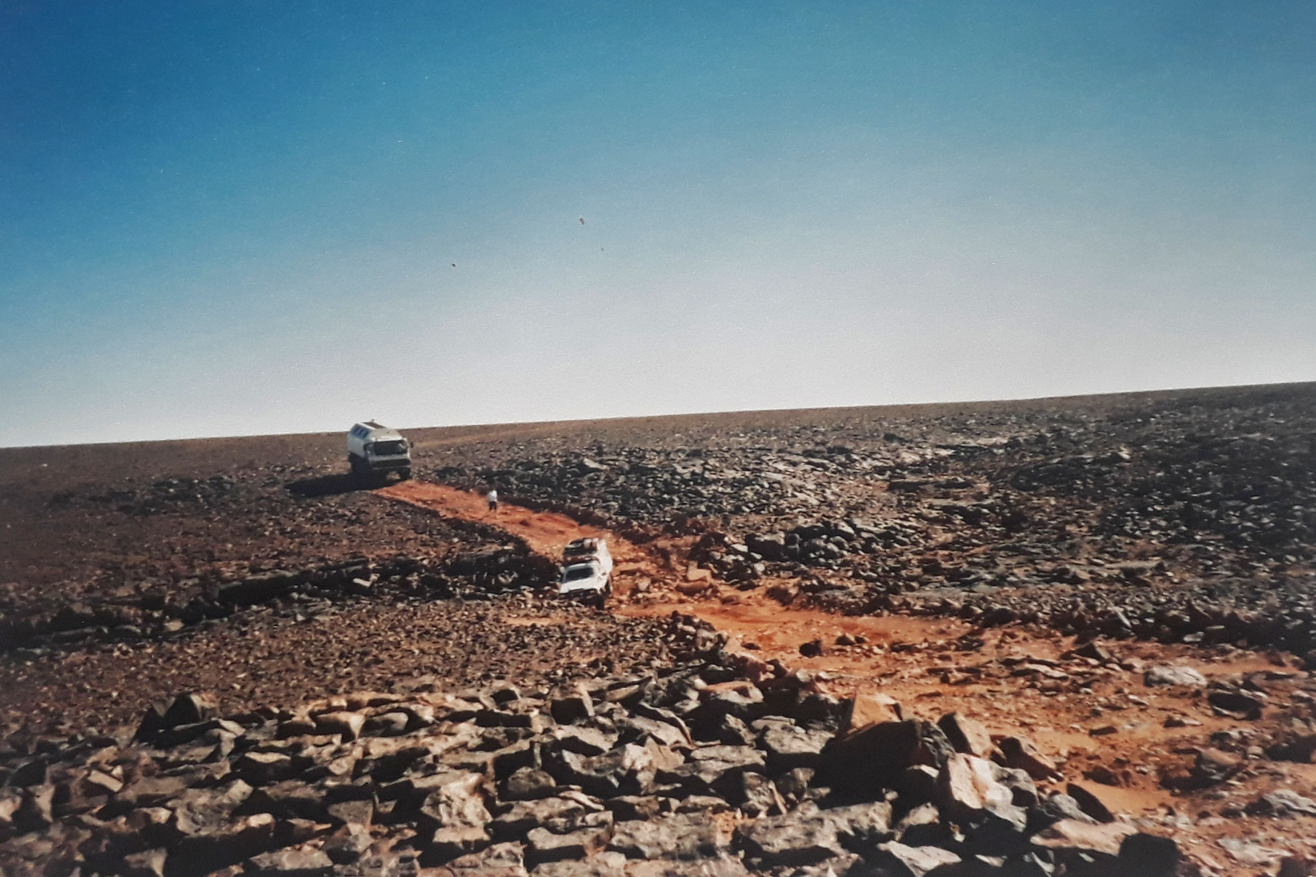 Reiseplanung Afrika Libyen