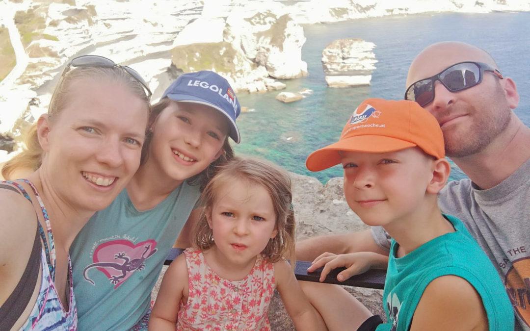 Erlebnisreise mit Kindern