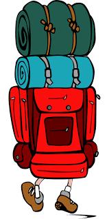 Tranportmittel Rucksack