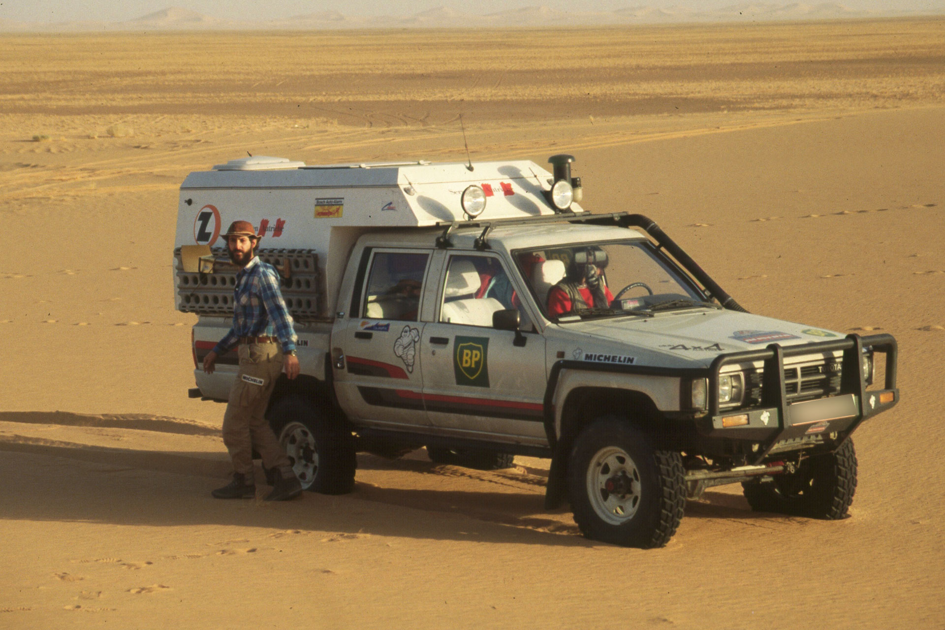 Abenteuerreise offroad Afrika