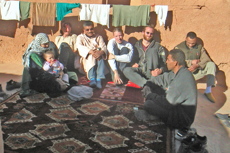Freunde Marokko