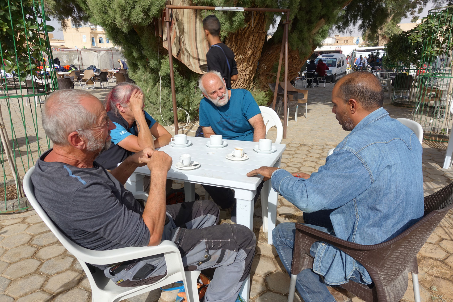 Freunde Tunesien