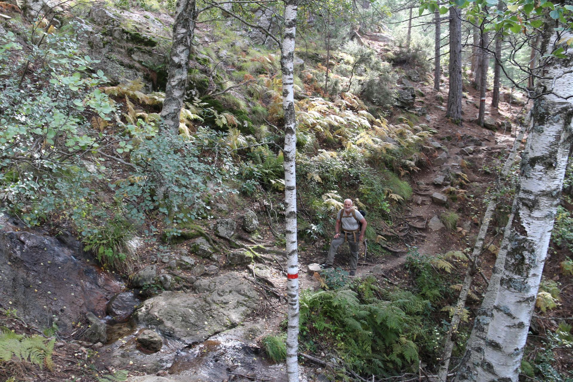 Abenteuerliches Korsika offroad mit Piskorz & Piskorz 7
