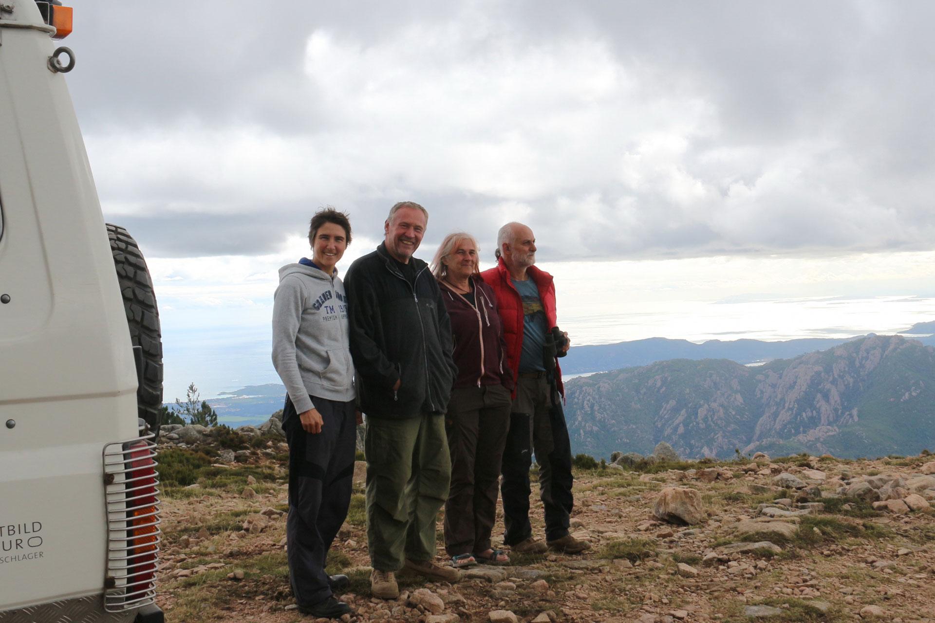 Piskorz & Piskorz Offroadreise Korsika