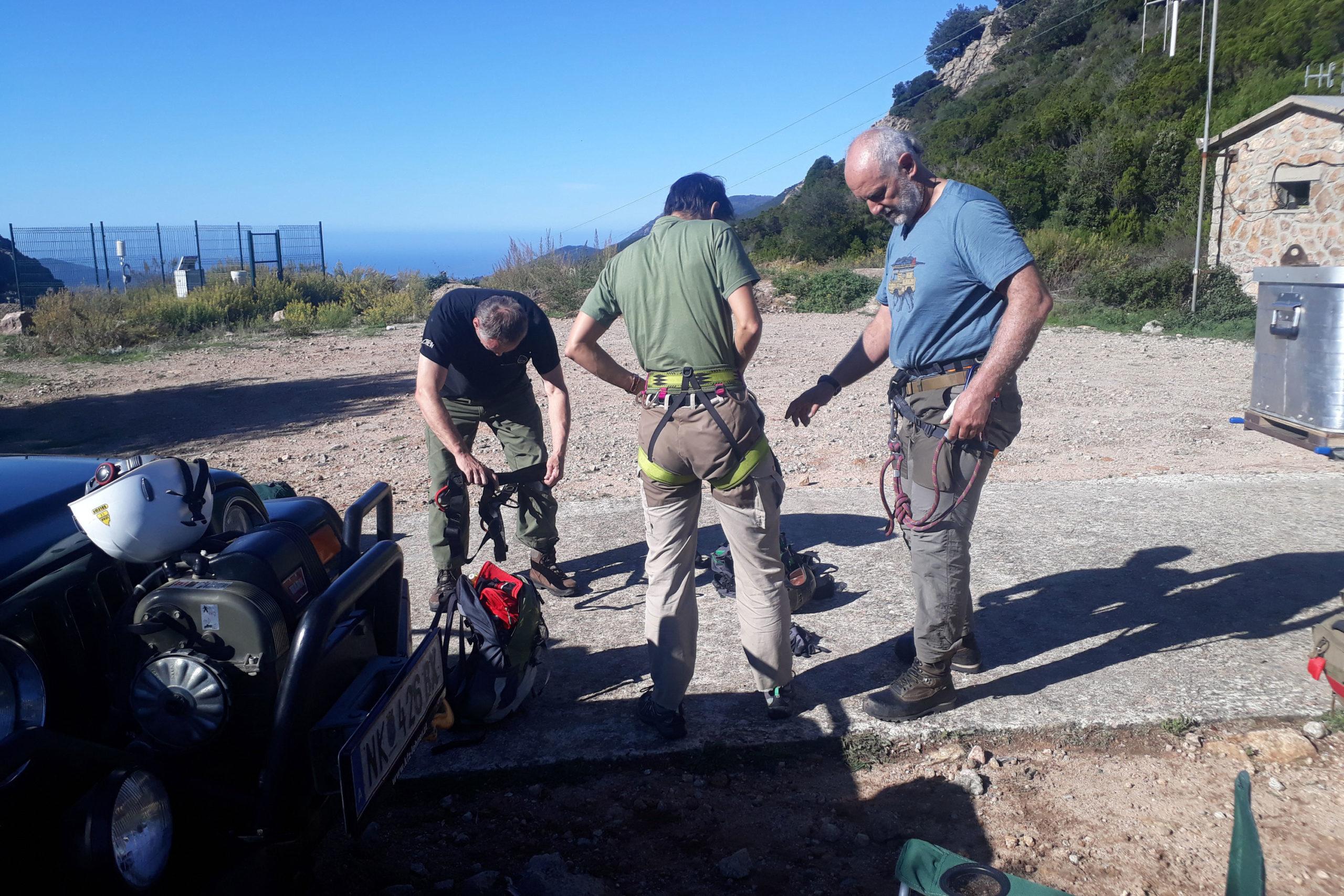 Abenteuerliches Korsika offroad mit Piskorz & Piskorz 9