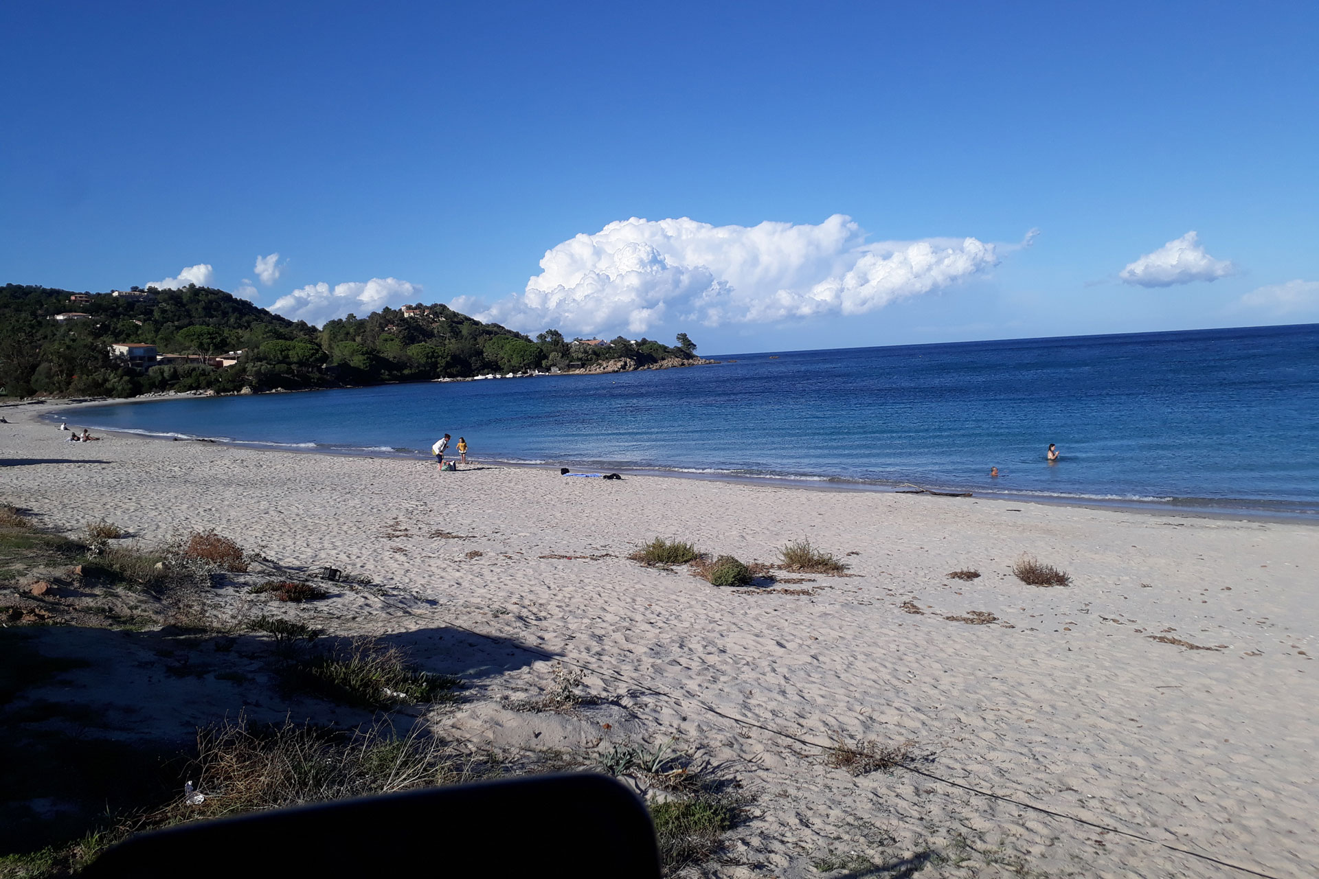 Korsika Strand Erlebnisreise