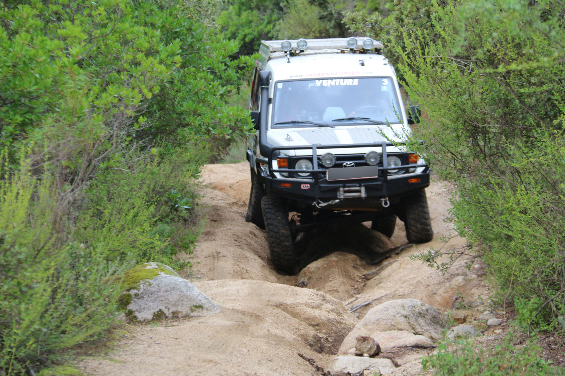 Abenteuerliches Korsika offroad mit Piskorz & Piskorz 16