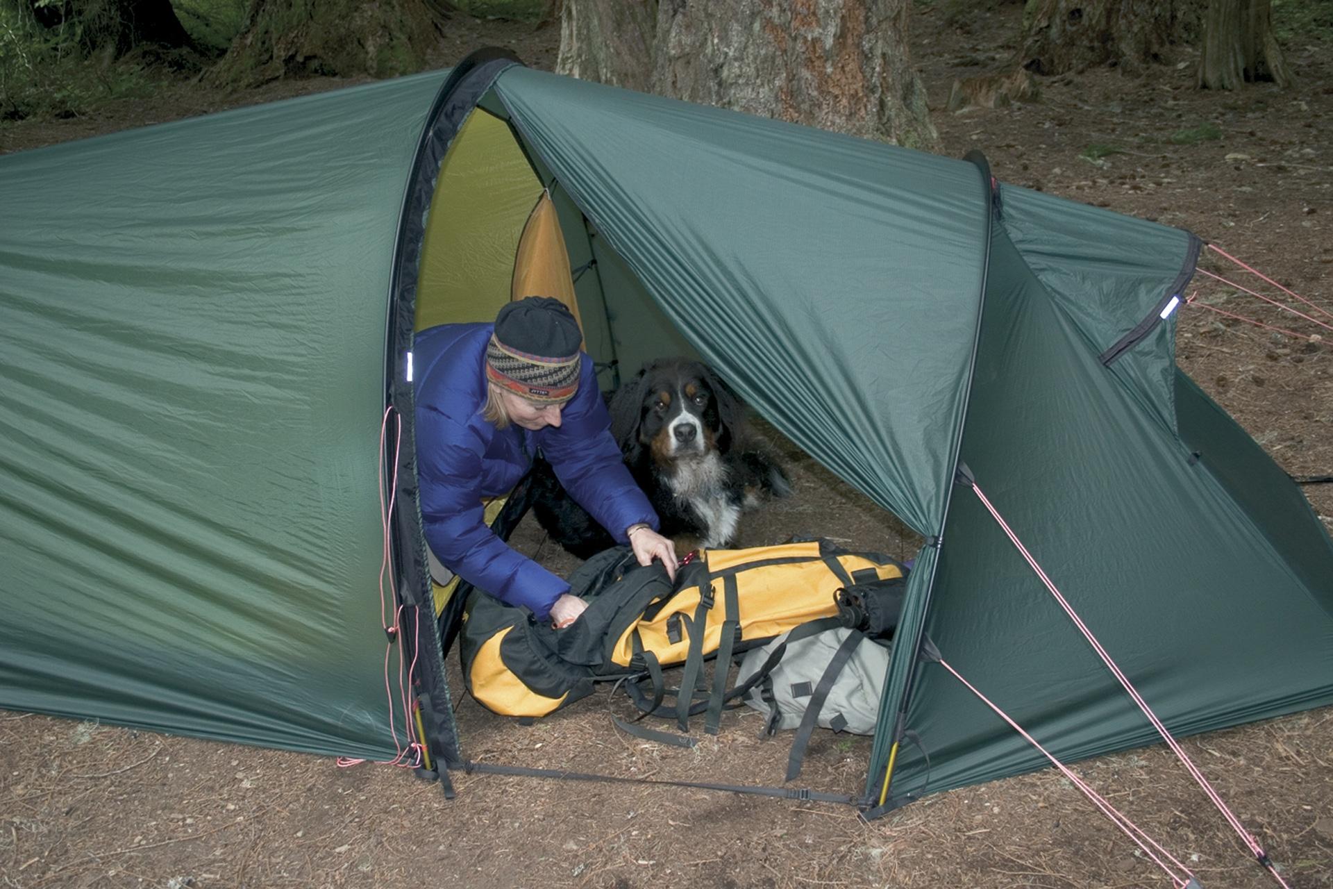 Welches Zelt Wofür 3