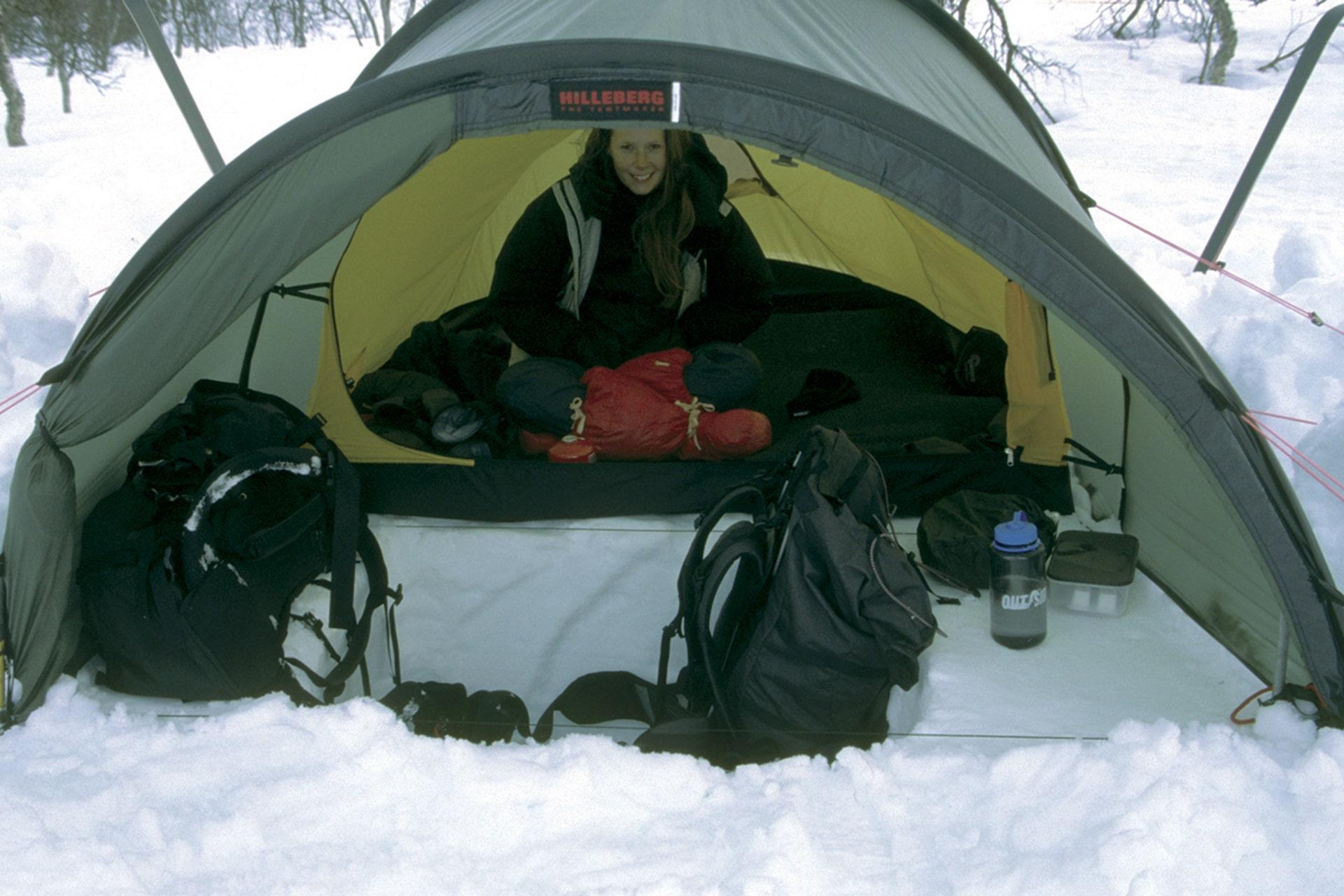 Welches Zelt Wofür 10